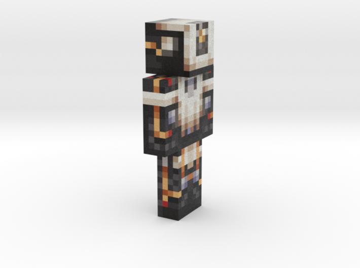 6cm | Croutard_Zorori 3d printed