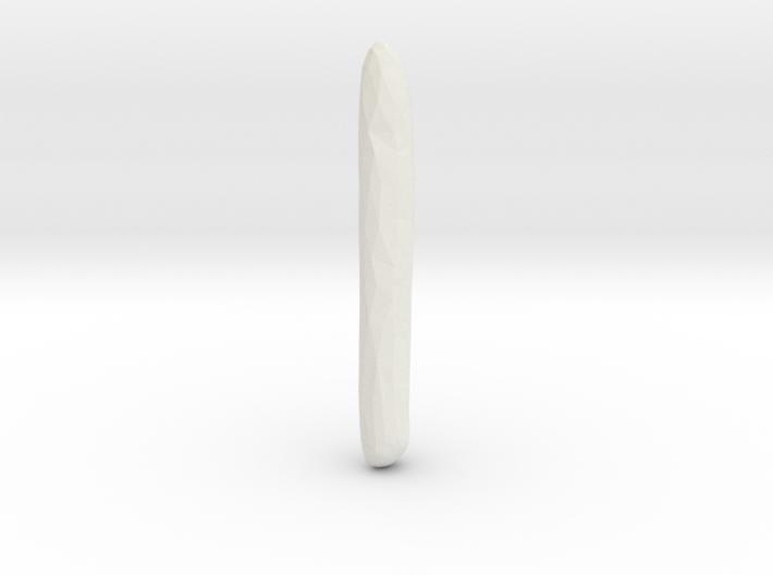sausage (virsli) 3d printed