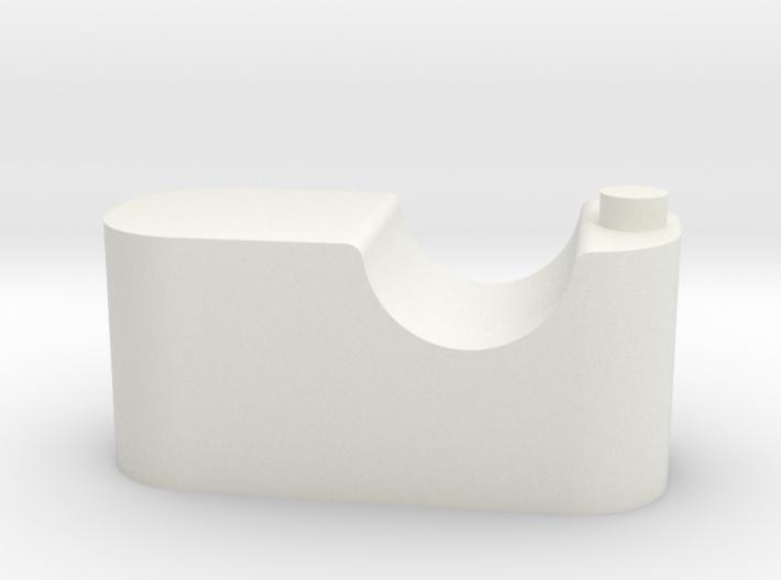 UpperrodblockRight 3d printed