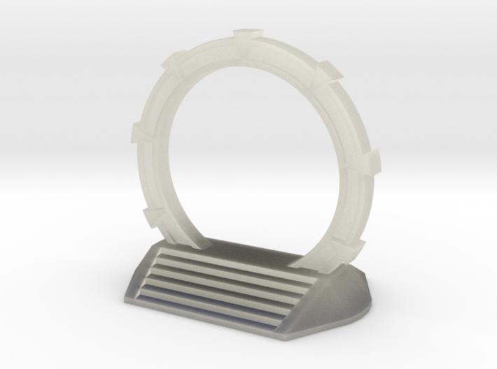 Gate Game Token (4cm) 3d printed