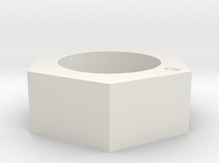 Nut Ring 3d printed