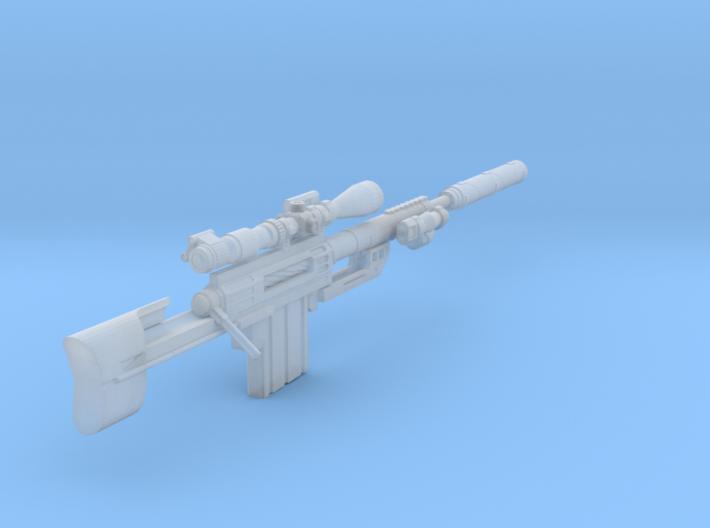 Big Shoota Mrk2 Socom Fud'd No Grip 3d printed