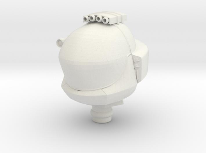 Astronaut Helmet 3d printed