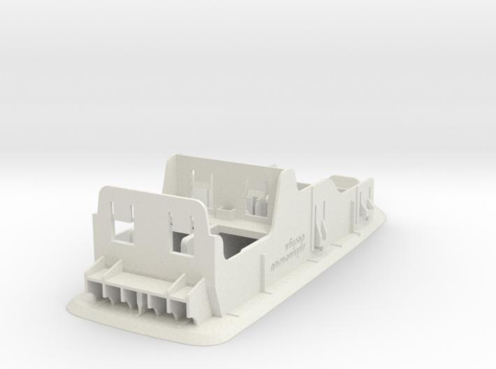Blende für 2 Fensterheberschalter für den VW up! o 3d printed