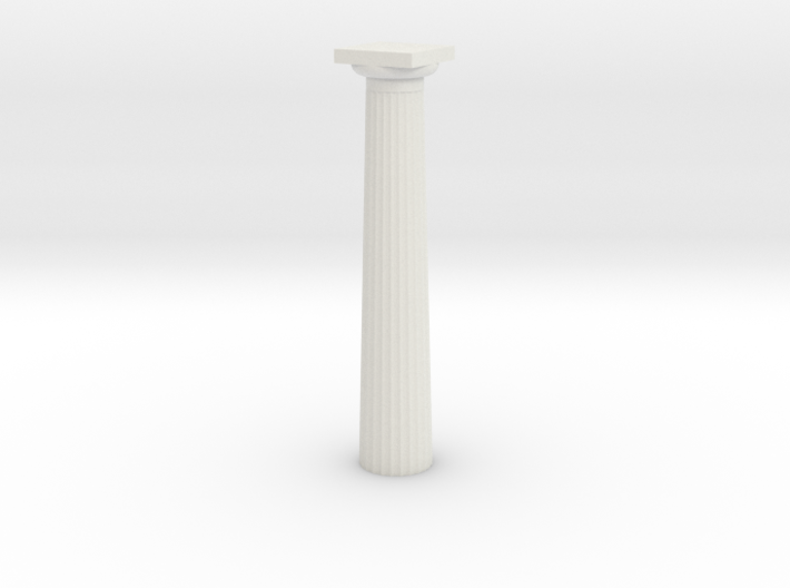 Co Creator Column 3d printed