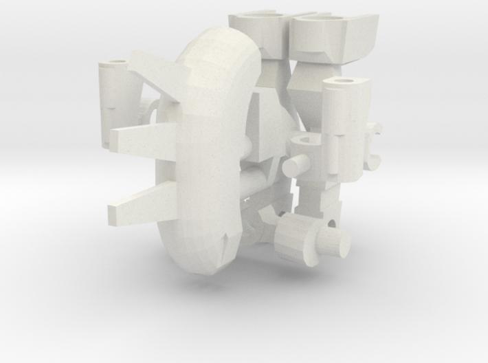 Snake Robot Complete Set 3d printed