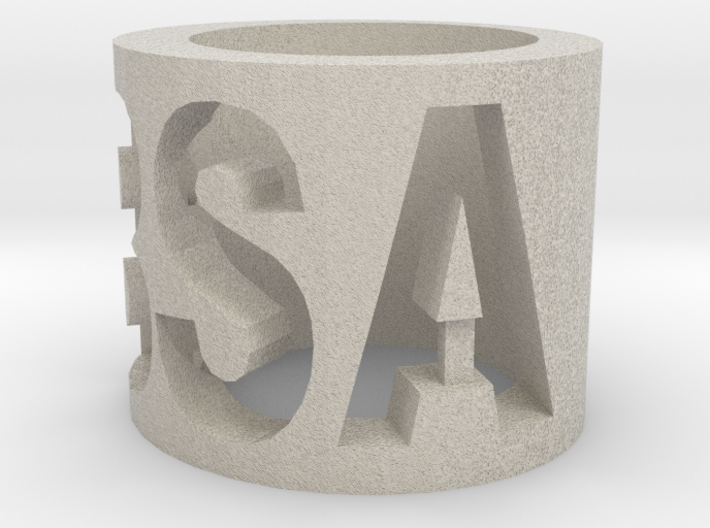 Bsa Imprint Slide 3d printed
