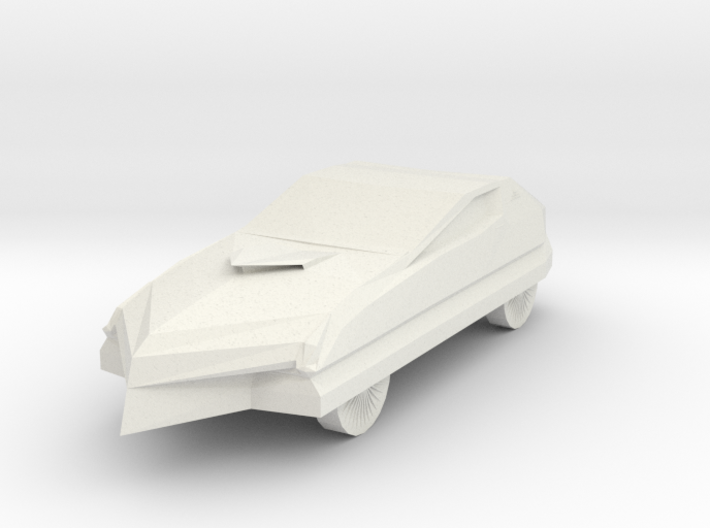 Gonzalo Car 3d printed