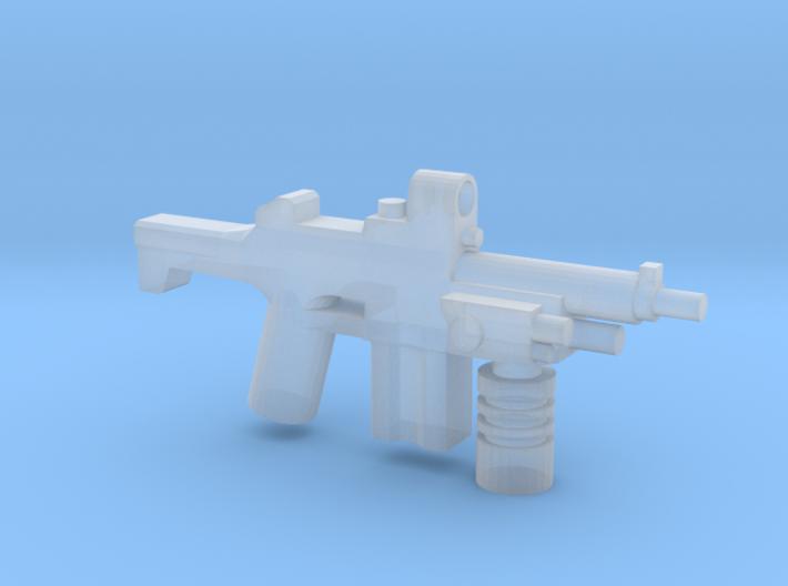 ACAR-M11-MAC 3d printed