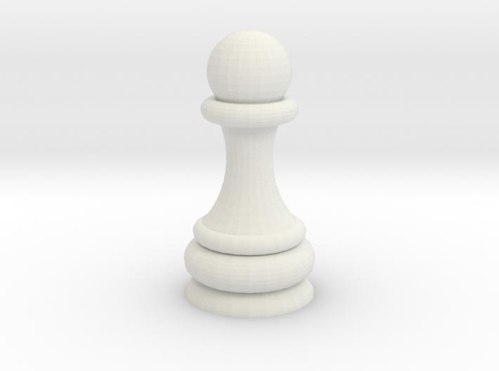 kenalia pawn 3d printed