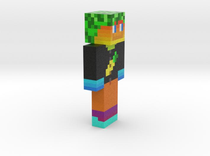 6cm | Rainbow_Carrot 3d printed