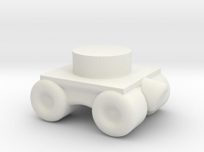 Rollerskate2 3d printed