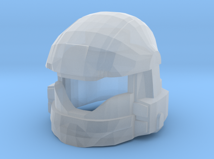 Drop Trooper Helmet Mk II 3d printed