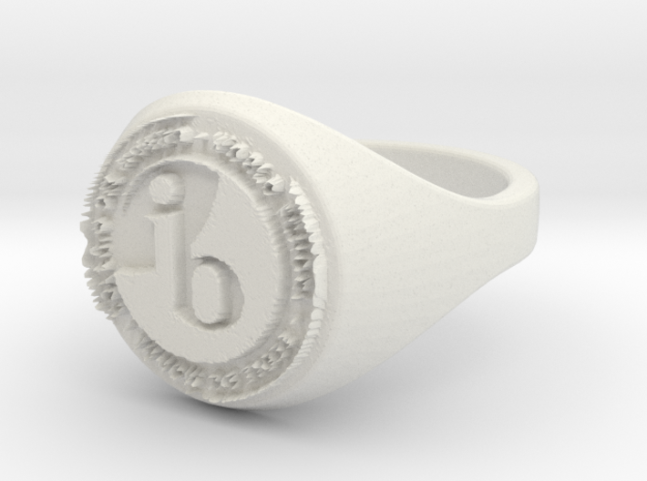 ring -- Sun, 15 Dec 2013 22:51:28 +0100 3d printed