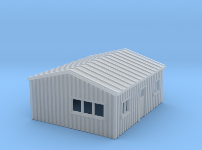 Z Scale Yard Office 3d printed