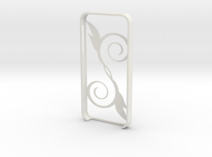 IPhone5 Leaf 3d printed