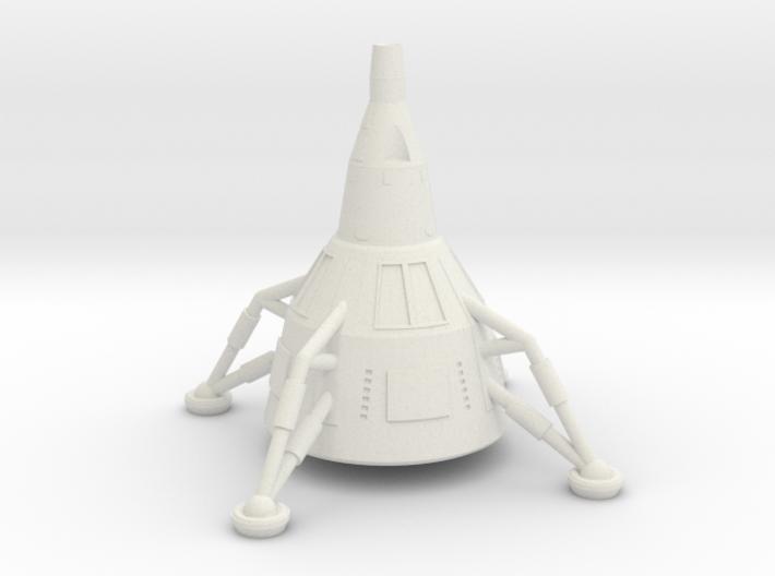 NASC Gemini Lander (S) 3d printed