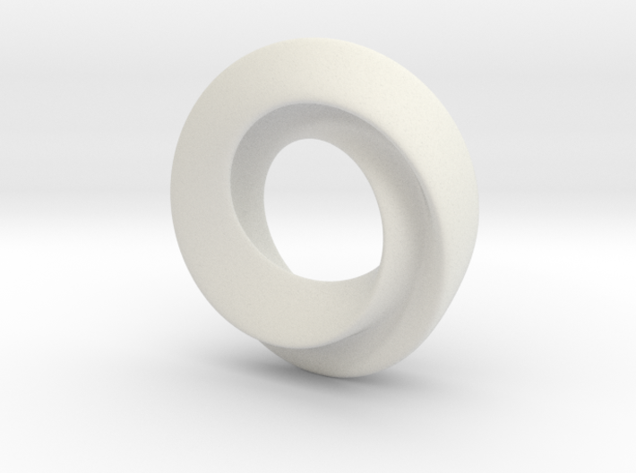 Figure 8 Klein Mobius 3d printed