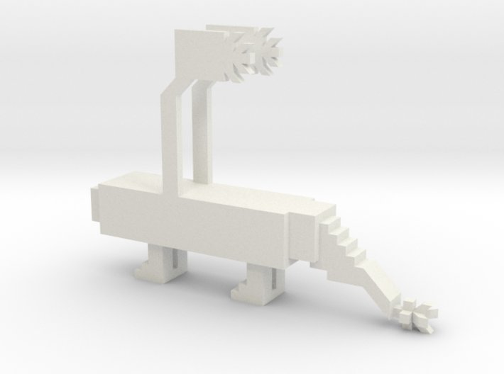 Bubbie's Dragon 3d printed