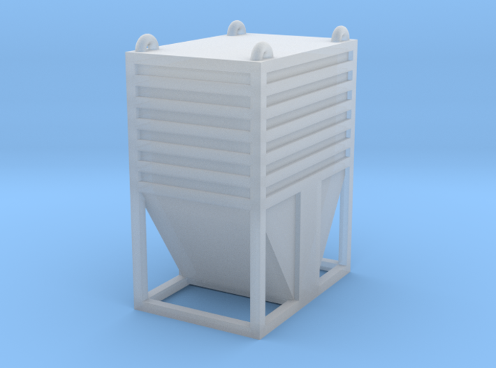 Dolomite Container - Z Scale 3d printed