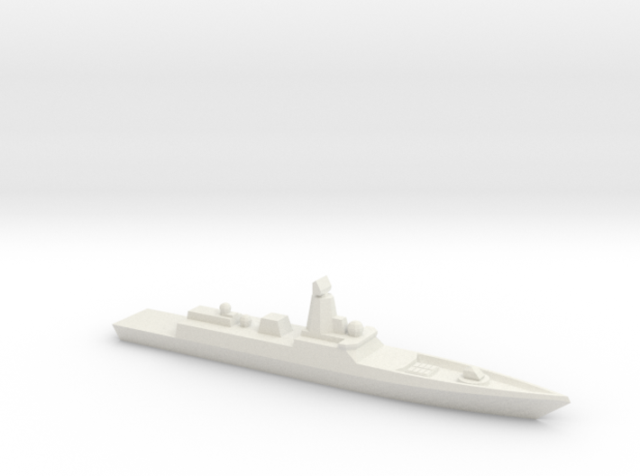 Project 22350 1:3000 3d printed