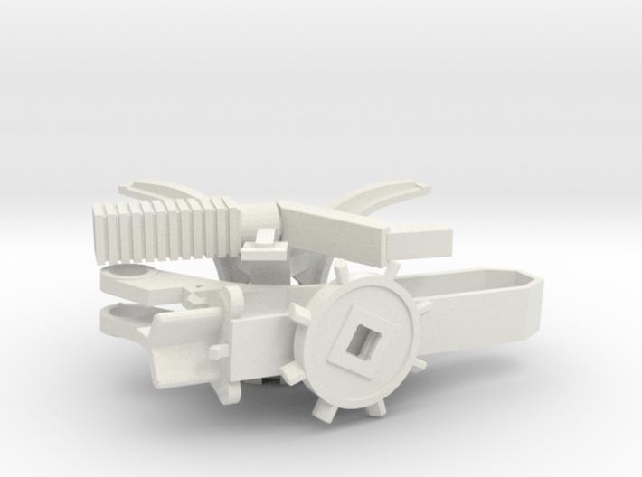 4Dm8or base mechanism Z-12x 3d printed