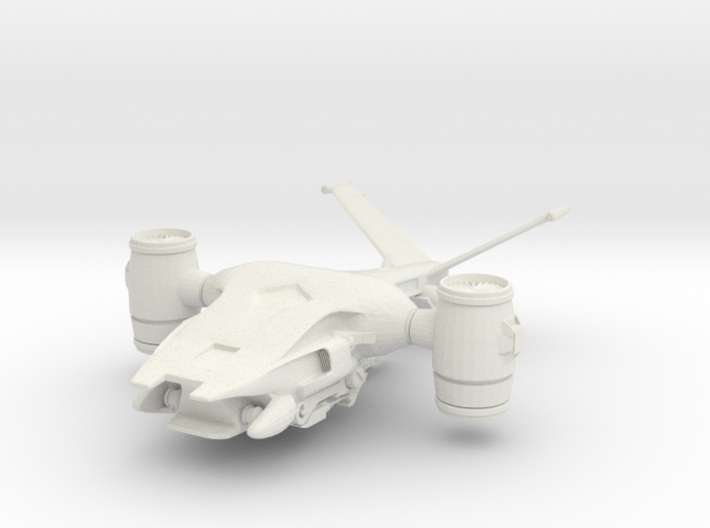 Terminator - Aerial HK Hunter Killer (T2 design) 3d printed