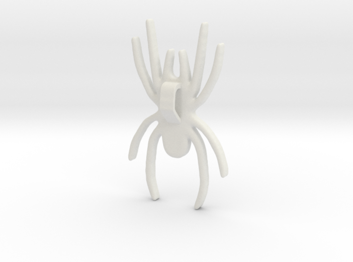 Spider Pendant 5cms 3d printed