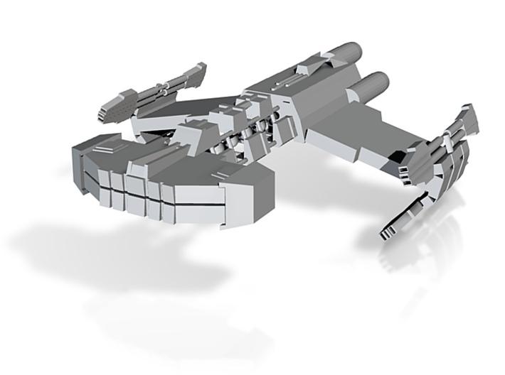 Battlecruiser - Norad 2 3d printed