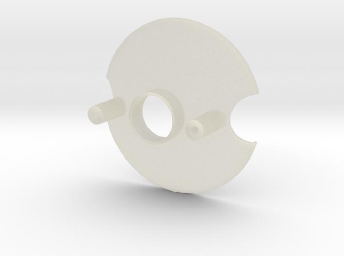 Rear Light Reflector 3d printed