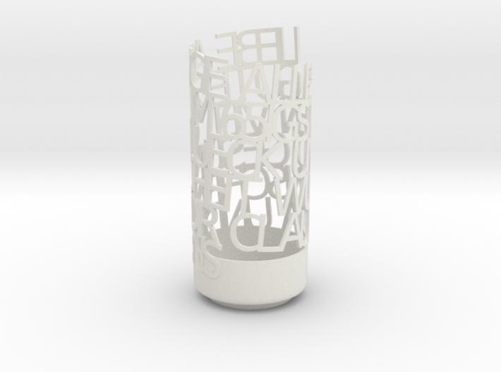 Teelicht CJ 3d printed