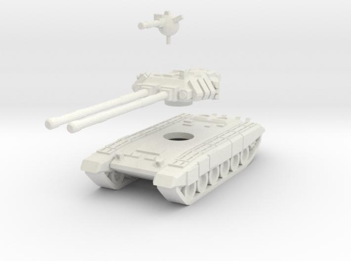 MG144-SV002 T-150 Indrik Heavy Tank 3d printed