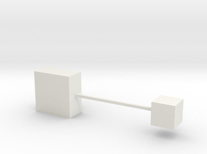 Hammer Test (h2, w1) 3d printed