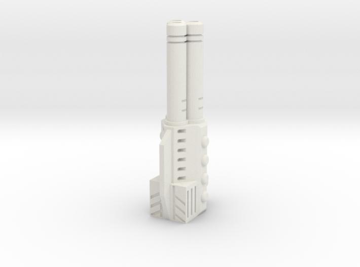 Sunlink - Tri-Barrel Gun v2 3d printed