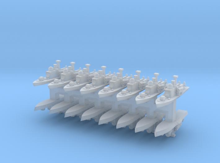 Tarantul Class 1:6000 x16 3d printed