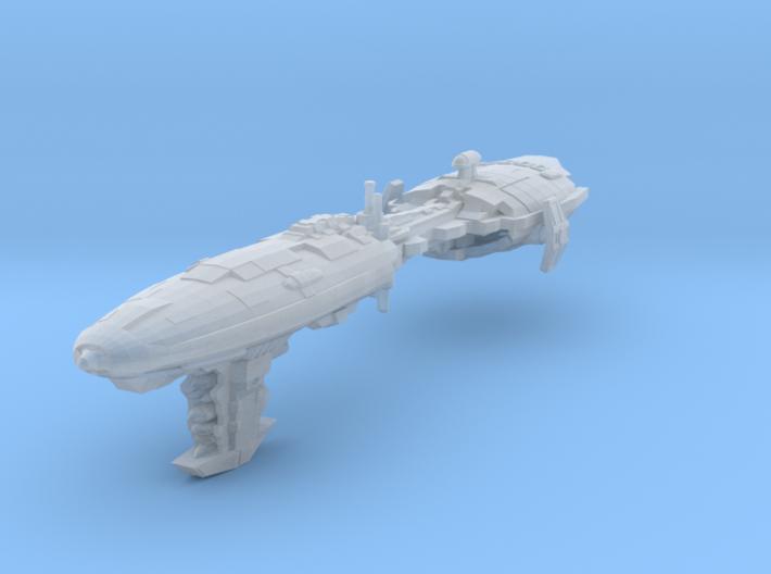 EU Pulson D Frigate 3d printed