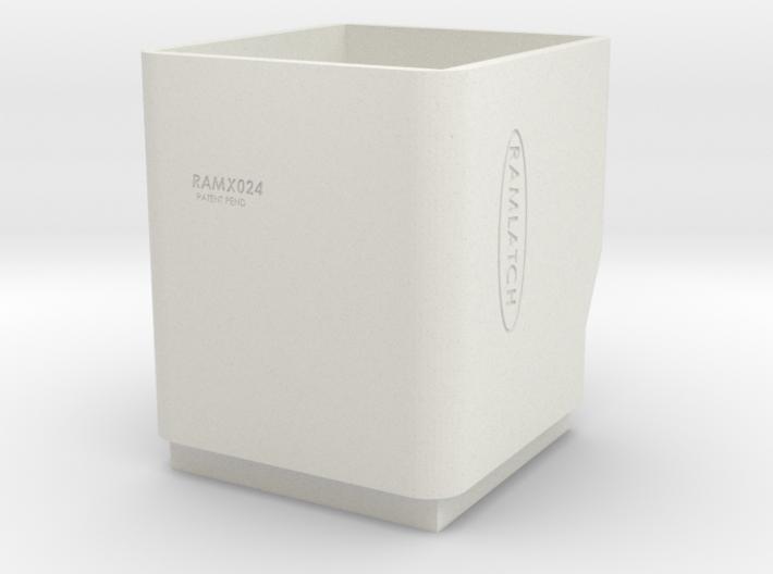 RAMX024-M 3d printed