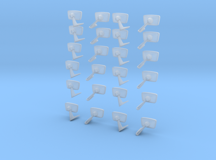 12packmirrors 3d printed