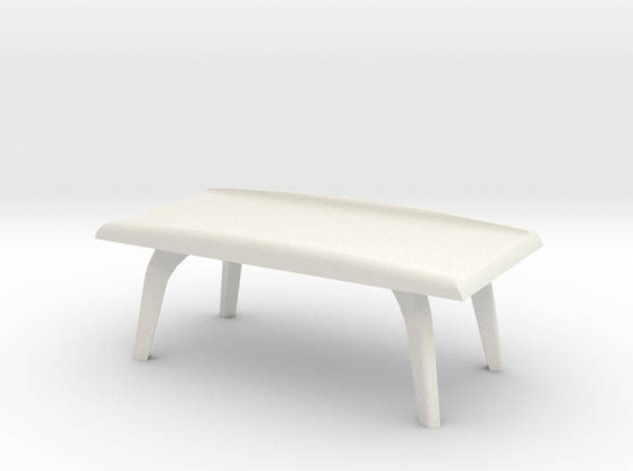 1:36 Moderne Coffee Table 3d printed