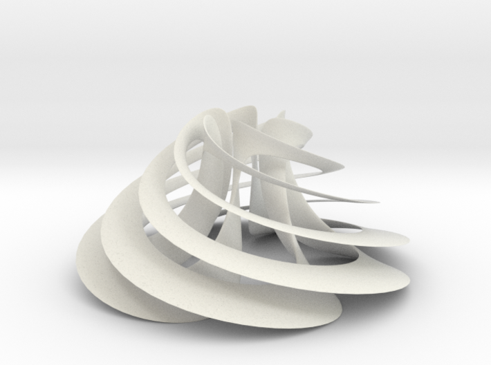 candle thing 3d printed