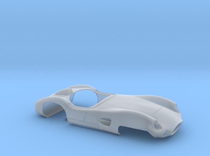 1/24 Aston Martin DBR1 3d printed