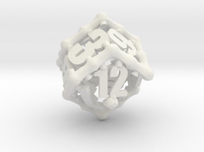 Tentacular D12 3d printed