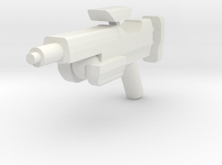 Minifig Gun 04 3d printed