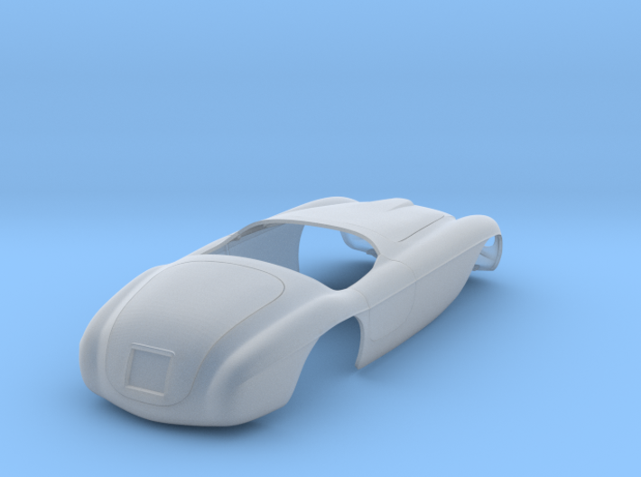 1/25 Barchetta 3d printed