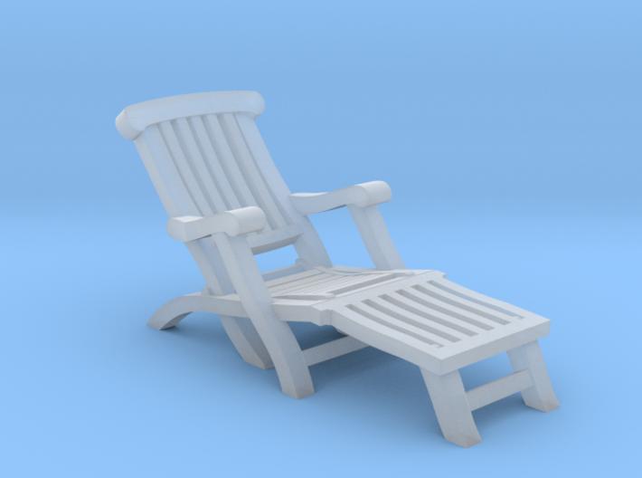 1:72 Titanic Deck Chair 3d printed
