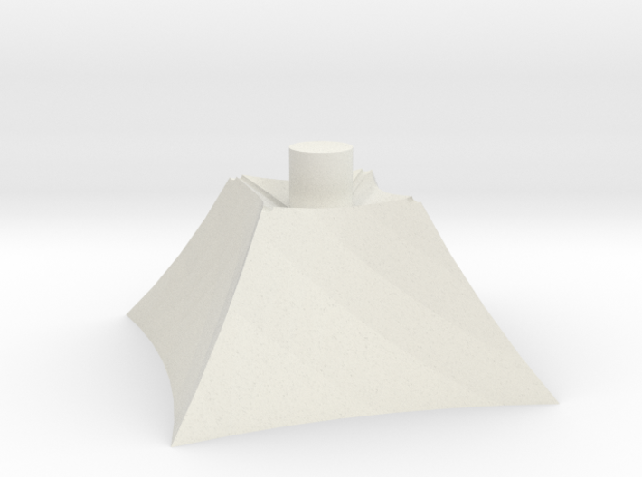 Pyramid_Base 3d printed