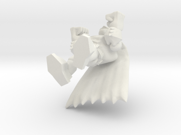 SD Brooding rich kid 3d printed