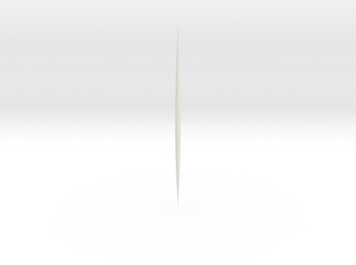 Javelin 3d printed