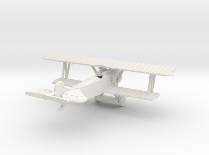 1/144 Fokker D.VII one-piece 3d printed