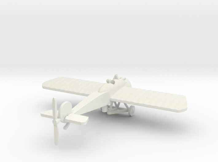 Fokker EIV & pilot 1/144th scale 3d printed